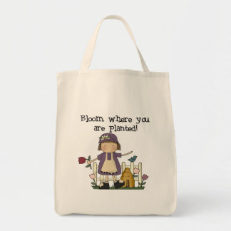 Bloom Where You Are Planted Tshirts and Gifts