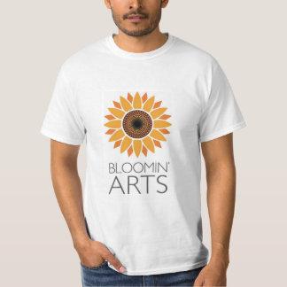 Bloomin' Arts T shirt