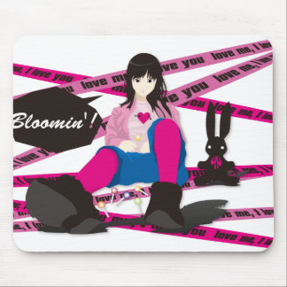 Bloomin'! Mouse Pad