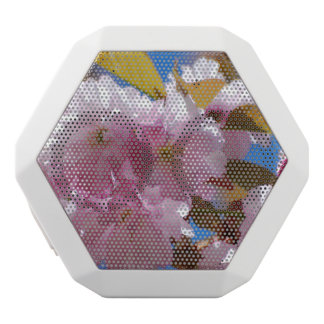 Blooming Cherry Blossoms White Boombot Rex Bluetooth Speaker