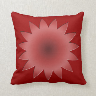 Blooming Flower Throw Pillow Cushions
