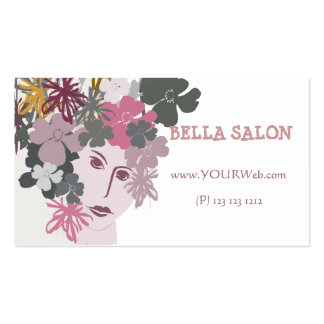 Blooming Goddess Business Card