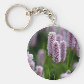 Blooming Liatris Keychain