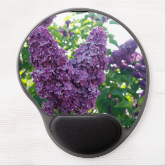 Blooming Lilacs Gel Mouse Mat