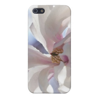 Blooming Magnolia I Phone 4 Case Case For The iPhone 5