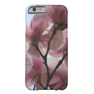 Blooming Pink Magnolia Barely There iPhone 6 Case