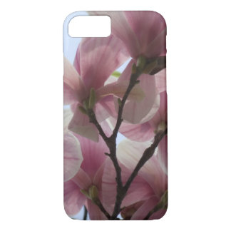 Blooming Pink Magnolia iPhone 7 Case