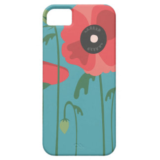 Blooming Poppy Field Phone Case