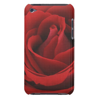 Blooming Red Rose iPod Touch Cover