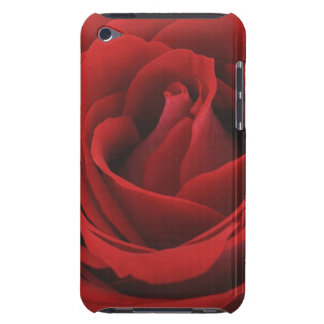 Blooming Red Rose iPod Touch Covers