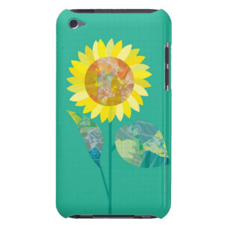 Blooming Sunflowers iPod Case-Mate Cases
