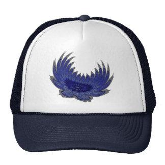 Blooming Wings blue Hat