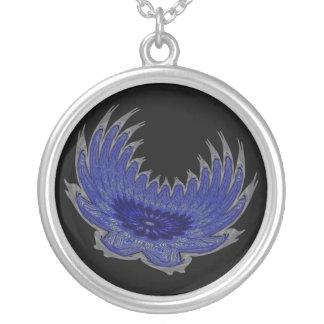 Blooming Wings blue Custom Jewelry