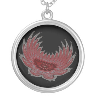 Blooming Wings red Custom Jewelry