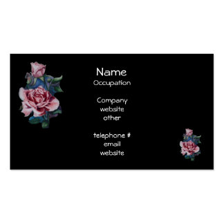 Blooming Wonder Business Cards