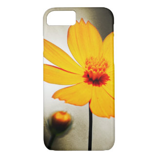 Blooming Yellow Cosmos Flowers iPhone 7 Case