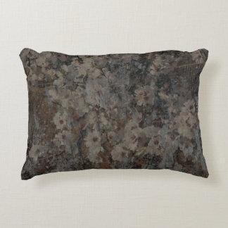 Blossom and Bark Decorative Cushion