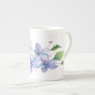 Blossom Beauties Small China Cup - Violets