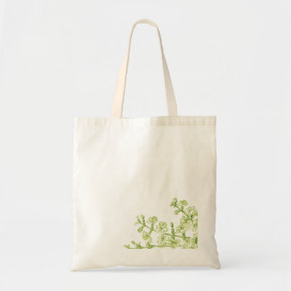 Blossom Branches Budget Tote Bag