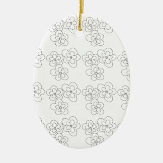 blossom christmas ornament
