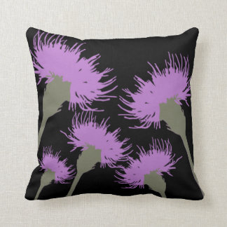 Blossom Dandelion Decor#6b Modern Throw Pillows