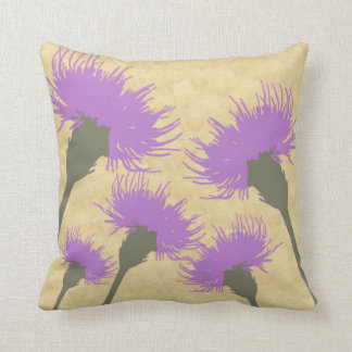 Blossom Dandelion Decor#6c Modern Throw Pillows