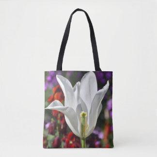 Blossom Flower Tote Bag