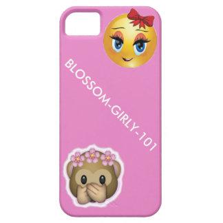 BLOSSOM-GIRLY-101 I PHONE CASE