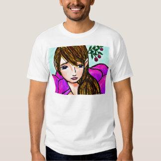 Blossom Maiden by Audre Schantz Tee Shirt