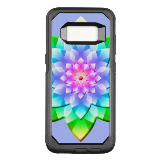 Blossom Mandala OtterBox Commuter Samsung Galaxy S8 Case