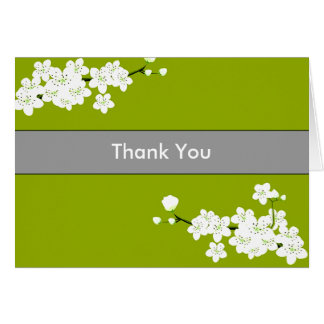 Blossom Note Card