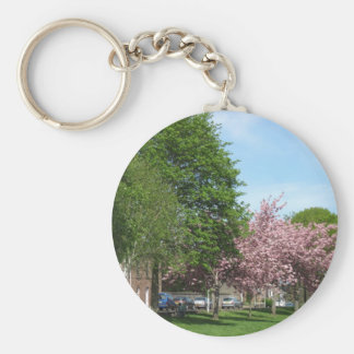 Blossom on Denholm Green Keychain