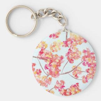 Blossom Pattern Key Chains