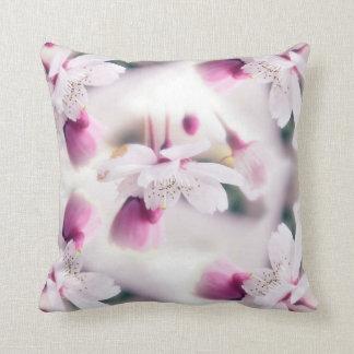 Blossom Pillow Throw