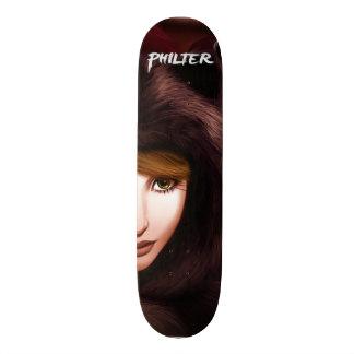"""""""Blossom"""" - Skate deck"""