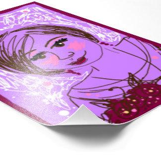 Blossom Tablet Sketch Photograph