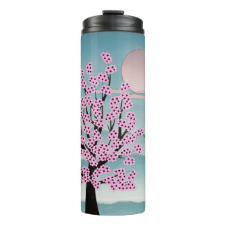 Blossom Thermal Tumbler