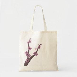 Blossom Budget Tote Bag