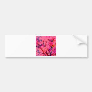 Blossom Tree Bumper Sticker