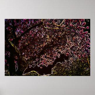 Blossom Tree Unique Wall Art