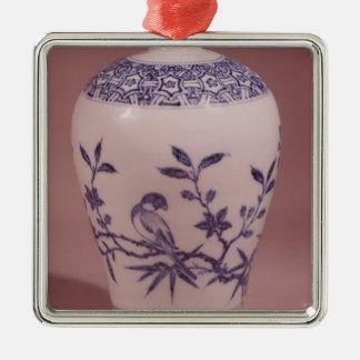 Blossom vase, Ming dynasty Christmas Ornament