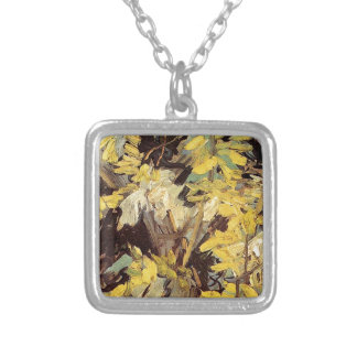 Blossoming Acacia Branches Vincent van Gogh Pendants