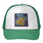 Blossoming Aeonium Trucker Hat