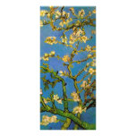 Blossoming Almond Tree by Van Gogh, Fine Art Personalised Rack Card