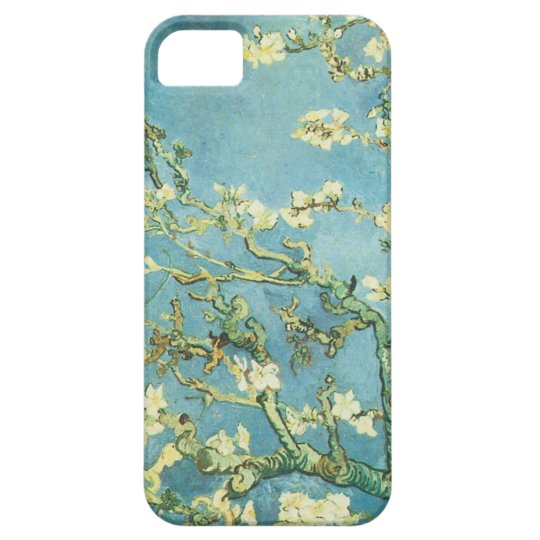 Blossoming Almond Tree by Vincent Van Gogh Case