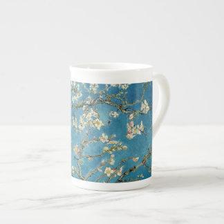Blossoming Almond Tree by Vincent van Gogh Bone China Mugs