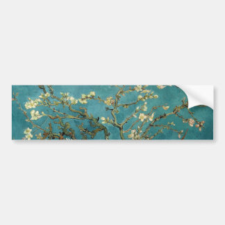 Blossoming Almond Tree - Van Gogh Bumper Sticker