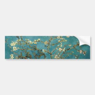 Blossoming Almond Tree - Van Gogh Bumper Stickers