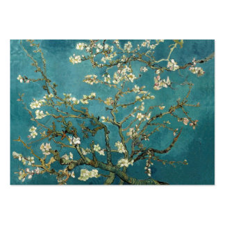 Blossoming Almond Tree, Vincent van Gogh. Business Card Templates