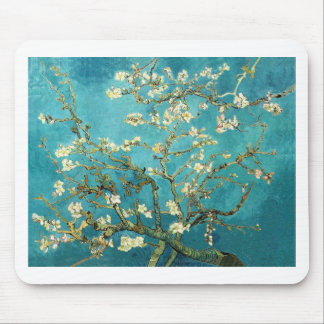 Blossoming Almond Tree - Vincent Van Gogh Mouse Pad